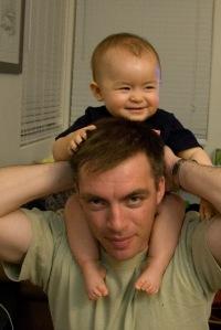 Fall 2011. Steve and J