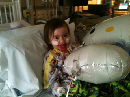 Jan 2013. We have tried our best to not be defeated by all of the hospitalizations -- but the truth is, every single one of them were hell.